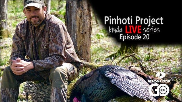 Kinda Live • Episode 20 • Pinhoti Pro...