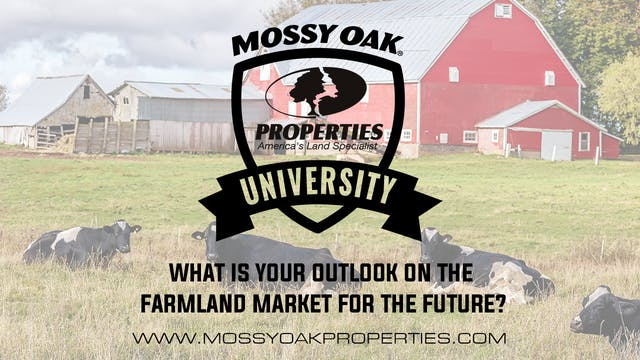 What Is Your Outlook On The Farmland ...