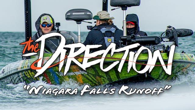 Niagara Falls Runoff • The Direction