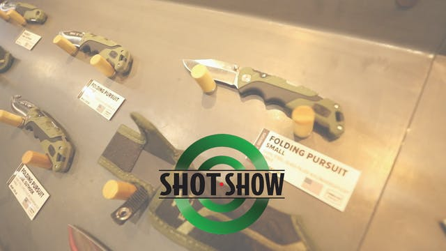 Buck Knives · SHOT Show 2020