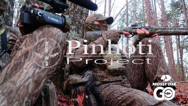 Turkey Hunting The Alabama Hardwoods • Pinhoti Project Day 12