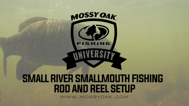 Best Rod And Reel For Fishing For Smallmouth Bass In Small Rivers