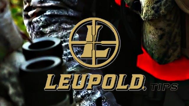 Leupold Tips
