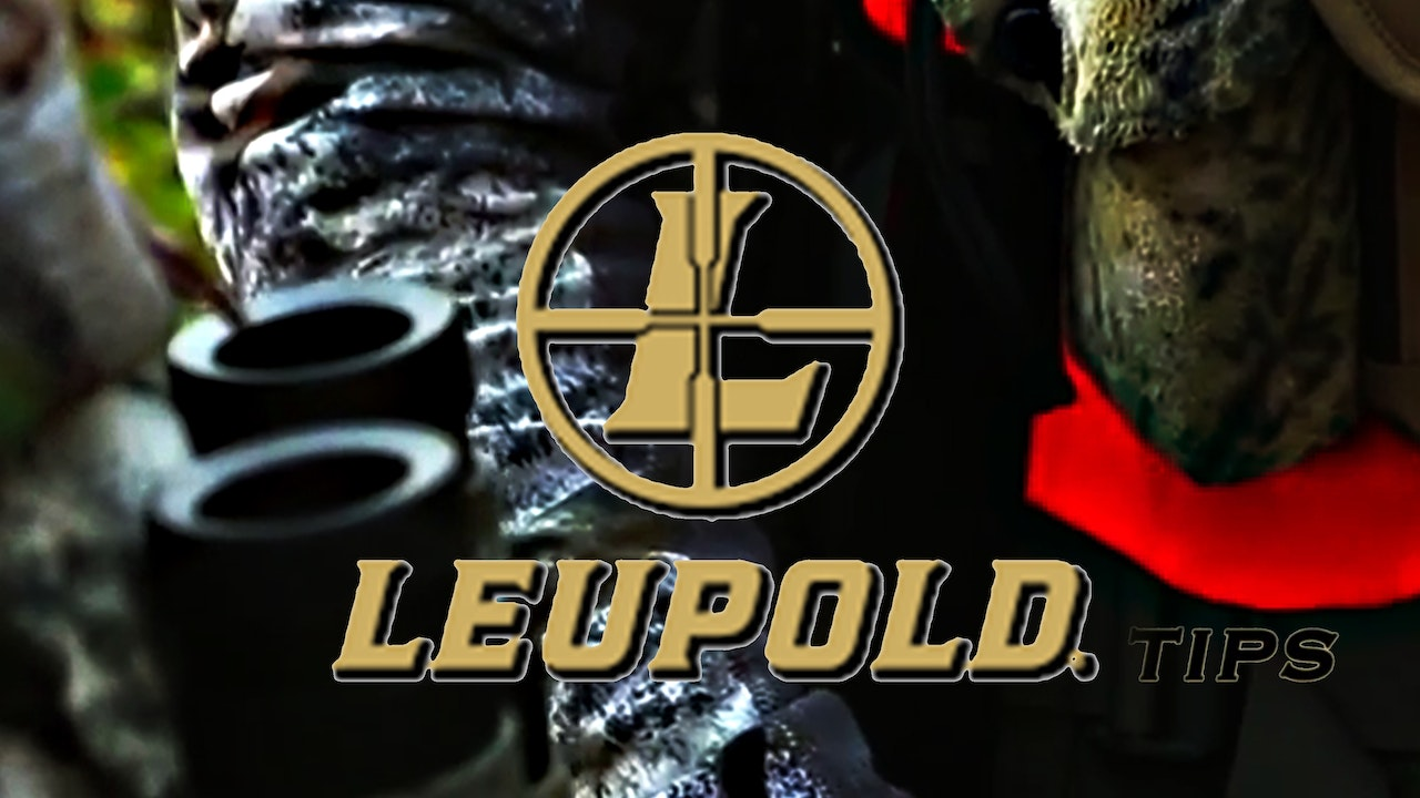 Leupold Tips