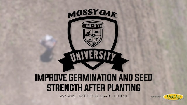 Improve Germination and Seed Strength • Mossy Oak University