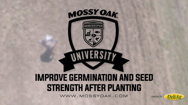Improve Germination and Seed Strength...