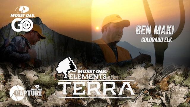 Ben Maki Colorado Elk • Terra