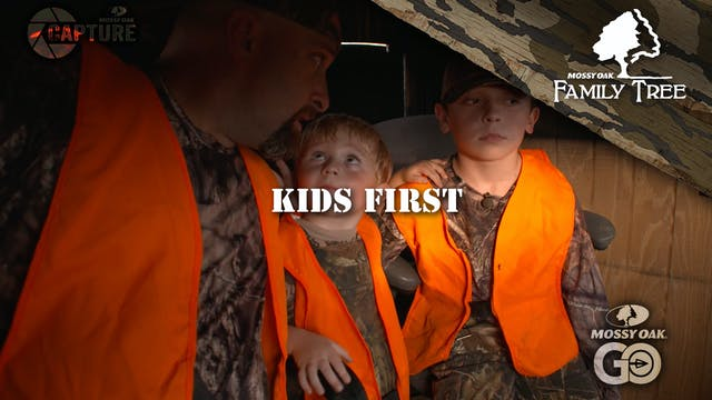 Kids First • Whitetails with Rusty Mc...