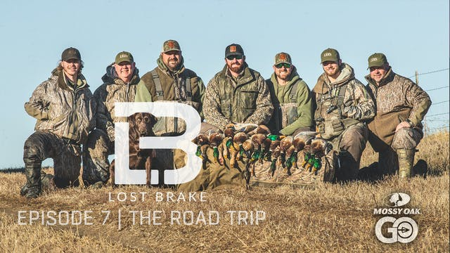 Lost Brake • The Road Trip • Episode 7