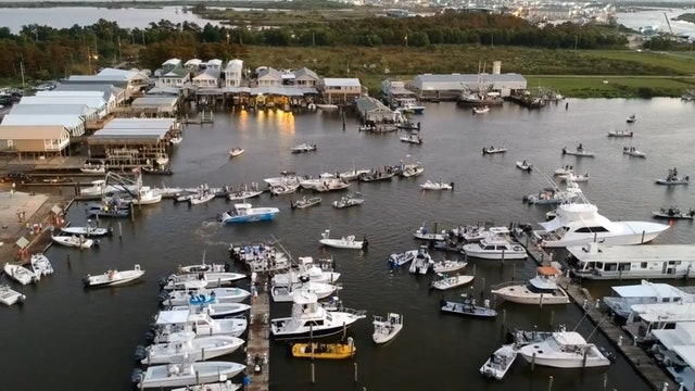 2017 Boaters Championship Day 1 • Inshore Fishing Association