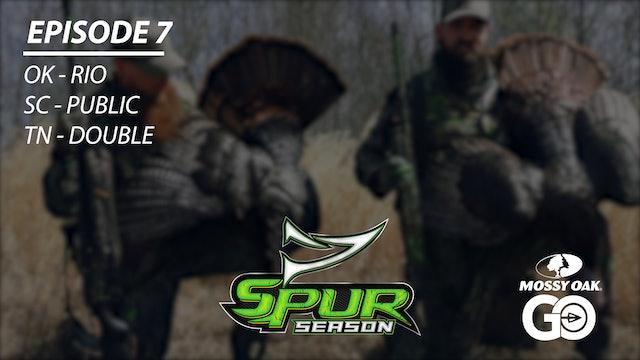 OK-SC-TN • Episode 7 • SPUR Season