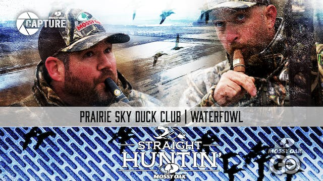 Prairie Sky Duck Club • Waterfowl • S...