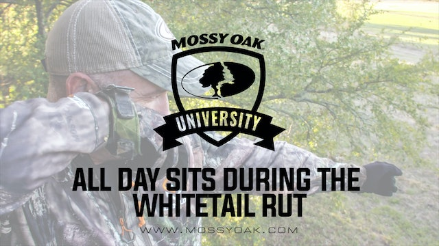 6 Tips For All Day Sits During The Rut
