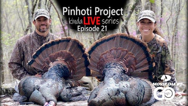 Kinda Live • Episode 21 • Pinhoti Pro...