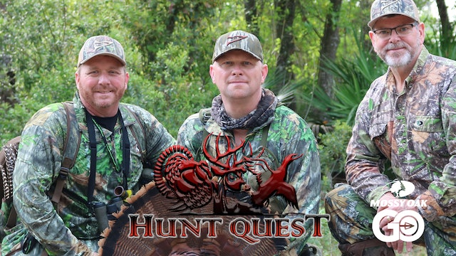 Handcuffed! Part 1- Osceola Opener • Hunt Quest