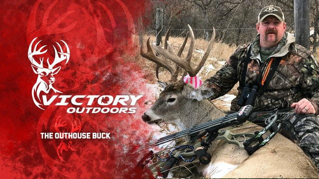 The Outhouse Buck • Victory Outdoors