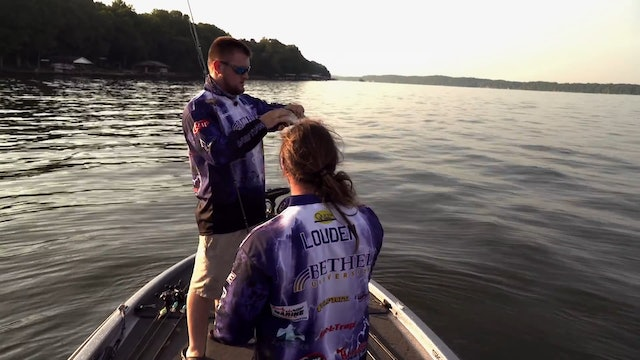 2018 Collegiate Bass Fishing Championship Day 1 • Collegiate Bass Fishing
