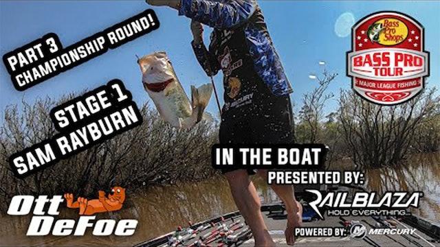 In The Boat - Ott DeFoe -  Sam Rayburn p3