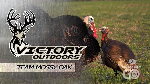 Team Mossy Oak • Victory Outdoors