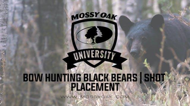 Bear Shot Placement • MOU
