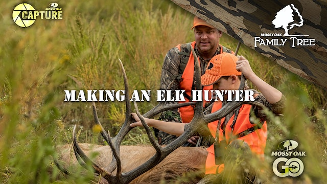 Making An Elk Hunter • Family Tree