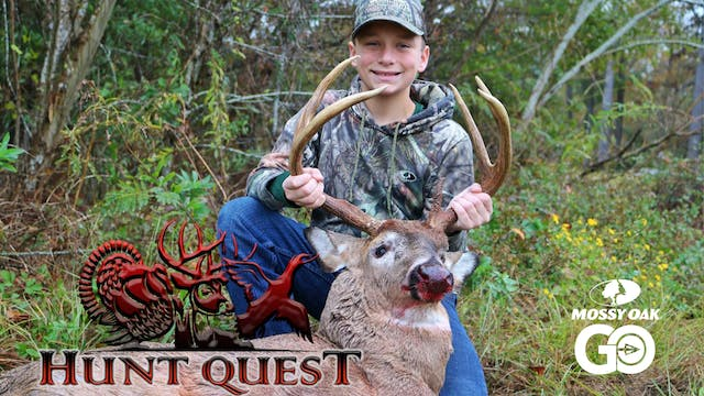 Jake's Georgia Bruiser! • Hunt Quest