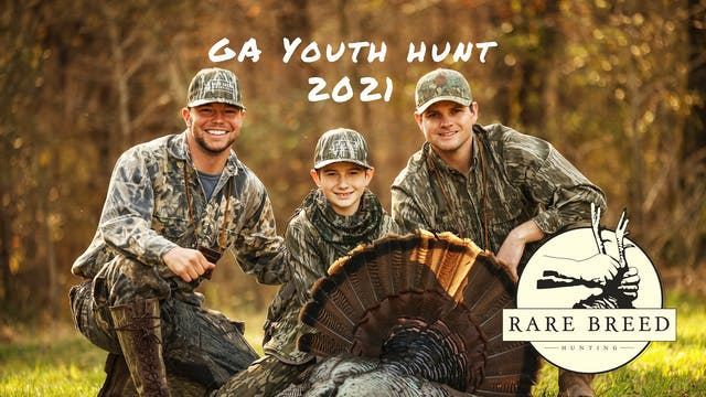 Georgia Youth Hunt Opener 2021 • Rare...