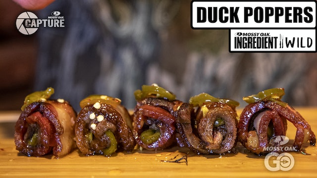 Duck Poppers · Ingredient Wild