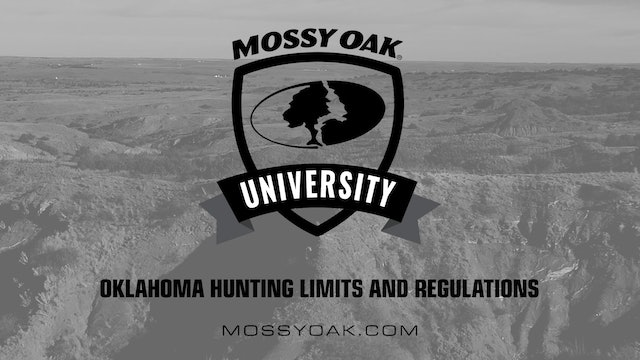 Oklahoma Hunting Tips 09 - Oklahoma Limits and Regulations
