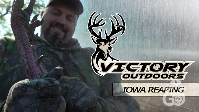 Iowa Reaping • Victory Outdoors
