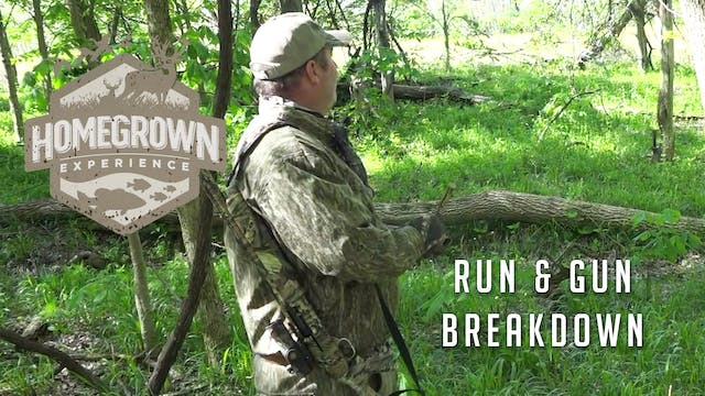 Homegrown Experience • Run And Gun Wi...
