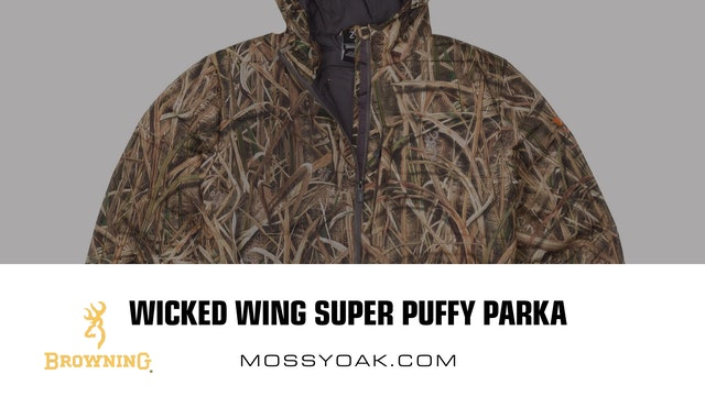 Browning • Wicked Wing Super Puffy Parka • Product Reviews