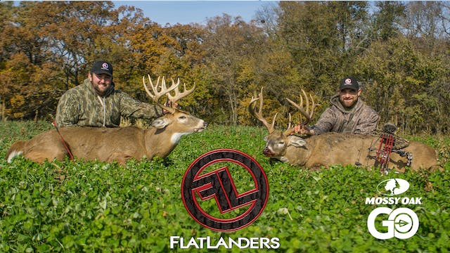 300 Inches Of Whitetail • Flatlanders