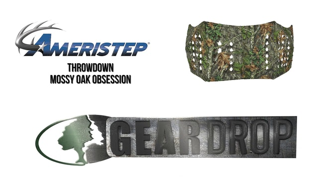 Ameristep Throwdown Geardrop