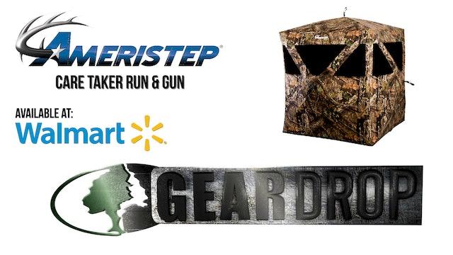 Ameristep Caretaker Run And Gun