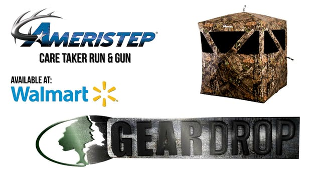 Ameristep Caretaker Run And Gun