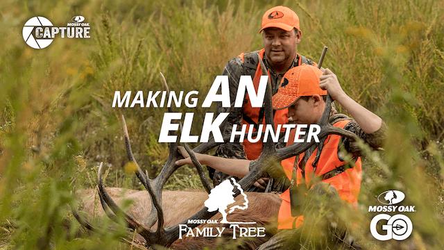 Making An Elk Hunter • Family Tree