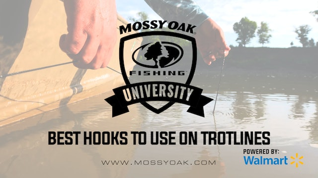 Best Hooks To Use On A Trotline • Mossy Oak University