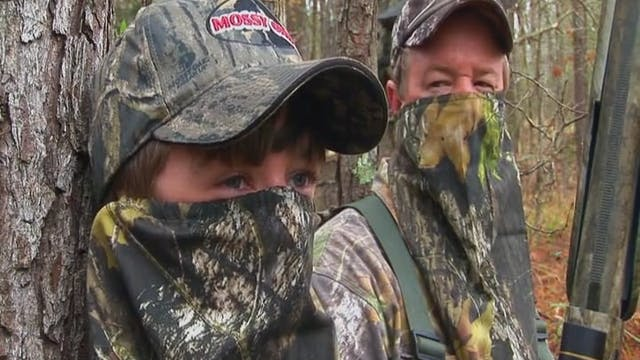 Bids for Kids • Turkey Hunting for a ...