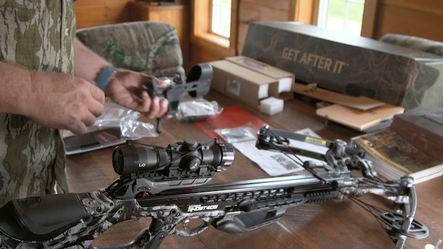 Barnett Hyperghost 405 Crossbow Assembly