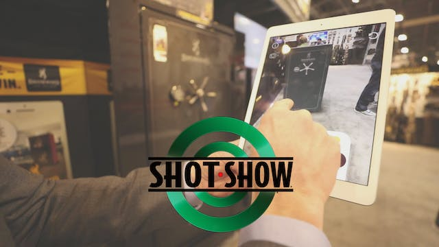 Browning Safe App • SHOT Show 2020