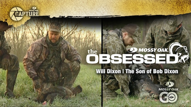 Will Dixon · The Son of Bob Dixon · The Obsessed
