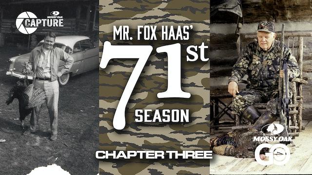Mr. Fox Haas • 71st Season • Chapter 3 • Short Film