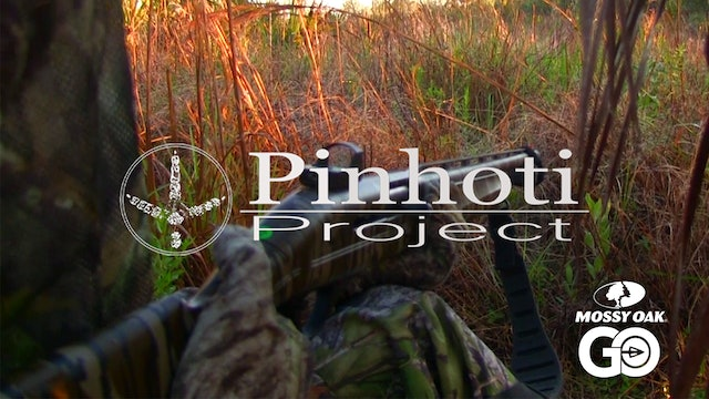 Opening Day Public Land Osceola Gobbler • Pinhoti Project Day 1