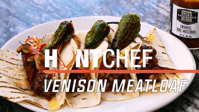 Venison Meatloaf - On A Stick! • HuntChef