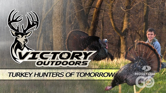 Turkey Hunters of Tomorrow • Victory Outdoors