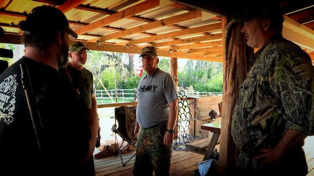 Last Week Tactics • Turkey Hunting in Alabama