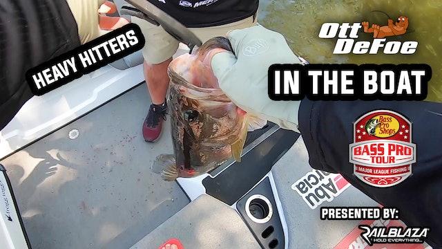 In The Boat - Ott DeFoe -  Heavy Hitters