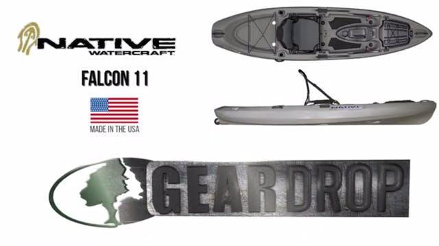Native Watercraft • Falcon 11 • Gear ...
