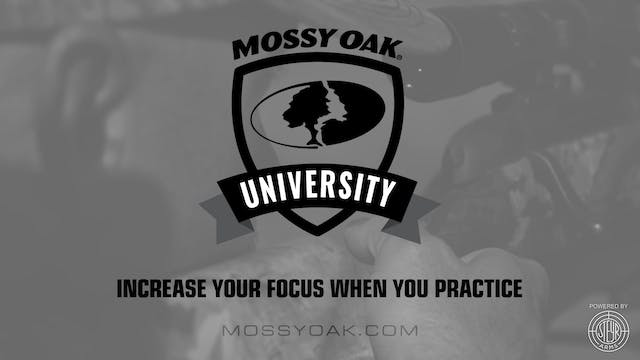Increase Your Focus When You Practice